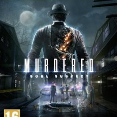 MURDERED - Soul Suspect - XBOX ONE [Second hand] - Jocuri Xbox One, Actiune, 16+, Single player