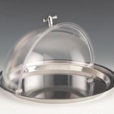 Tavă metalică rotundă cu capac rolltop 32,5 cm MN0136771 Raki