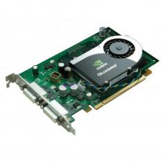 Placa video nVidia Quadro FX 570, PCIe, 2x DVI, 256Mb - DVD ROM PC