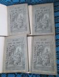 HALIMA SAU 1001 DE NOPTI - Ioan BARAC (4 vol. - 1897 - NUMEROASE ILUSTRATII!!!)