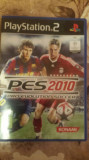 vand joc playstation 2 , ps2 ,  PES 2010