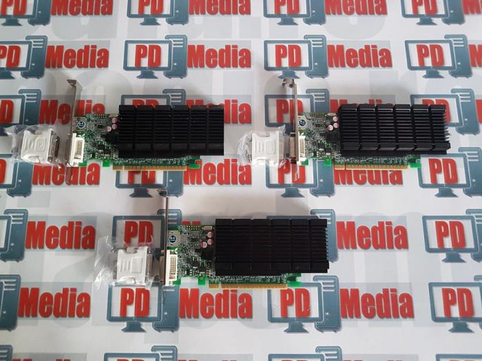 Oferta Placa Video PCI-E NVDIA GeForce 605 DP 1GB DDR3 64BIT DVI Racire Pasiva