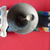 CLOPOT, CLOPOTEL DIN BRONZ - Metal/Fonta