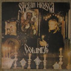 Vinyl/vinil Stefan Hrusca – Colinde, ca nou - Muzica Sarbatori