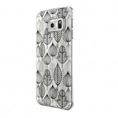 Husa Silicon, Ultra Slim 0.3MM, Autumn Art, Samsung Galaxy Xcover 4
