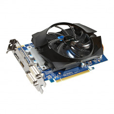 Placa video Gaming Gigabyte AMD 7790OC  1Gb DDR5 128bit 2DVI HDMI VGA, PCI Express, 1 GB