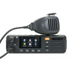 Aproape nou: Statie radio digitala fixa PNI T770 cu 3G WiFi si GPS