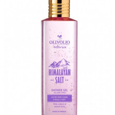 Olivolio Himalayan Salt Shower Gel