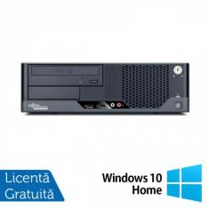 Fujitsu Esprimo E7936, Intel Core 2 Duo E8400 3.00GHz, 4Gb DDR3, 160Gb HDD, DVD-ROM + Windows 10 Home