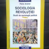 Petre Andrei - Sociologia revolutiei. Studii de sociologie politica (1998) - Carte Sociologie