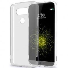 Capac de protectie din TPU transparent 0.8 mm pentru LG G5