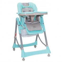 Scaun De Masa Cangaroo Bon Apetit New Turcoaz - Masuta/scaun copii