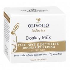 Olivolio Donkey Milk Face - Neck & Decollete Cream