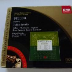 Bellini - Norma - cd - Muzica Opera emi records
