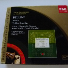 Bellini - Norma - cd - Muzica Opera emi records