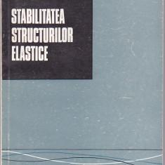 VALERIU BANUT, HRISTACHE POPESCU - STABILITATEA STRUCTURILOR ELASTICE (AUTOGRAF) - Carti Constructii
