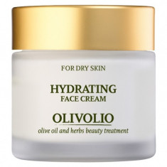 Olivolio Hydrating Face Cream for Dry Skin