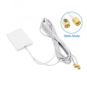 Antena 4G LTE mufe SMA pin tata