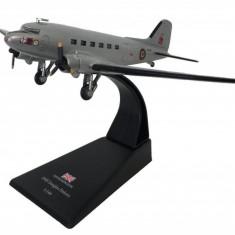 Macheta avion Douglas Dakota - U.K - 1945 scara 1:144 - Macheta Aeromodel