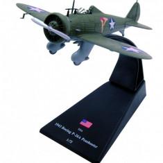 Macheta avion Boeing P-26A Peashooter - USA - 1943 scara 1:72 - Macheta Aeromodel