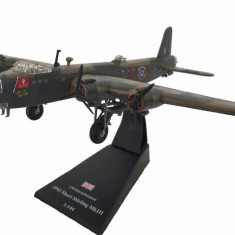 Macheta avion Short Stirling MkIII U.K. 1944 scara 1:144 - Macheta Aeromodel