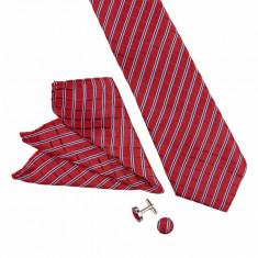 Cravata rosie batista Kenneth