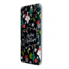 Husa Silicon, Ultra Slim 0.3MM, Merry Christmas, HTC U11 - Husa Telefon