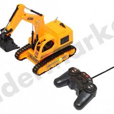 Excavator cu telecomanda 604 - un cadou deosebit - Vehicul