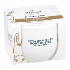 Olivolio Donkey Milk Body Butter