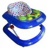 Premergator reglabil in 3 trepte Taspinar™ , jucarie interactiva, plastic rezistenta superioara, Albastru