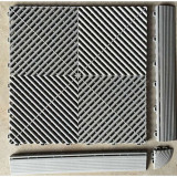 Pardoseala PP modulara Fonner Vents Platinum Grey