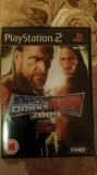 Vand joc playstation 2 , ps2 ,  SMACK DOWN vs RAW 2009 , WRESTLING