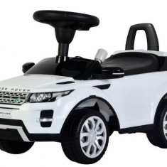 Vehicul Pentru Copii Range Rover Deluxe White Baby Mix