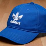 In STOC! Sapca Adidas Originals - Bumbac - Reglabila - Detalii in anunt - Sapca Barbati Adidas, Marime: Marime universala, Culoare: Albastru