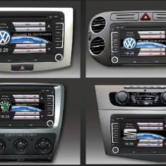 Dvd Gps Navigatie Dedicata VW golf 5, 6 golf plus - Navigatie auto, Volkswagen