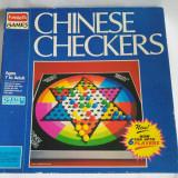 Joc vechi sah chinezesc / Chinese checkers / Sah cu bile, 1987, complet - Jocuri Logica si inteligenta