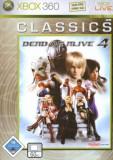 Dead or Alive 4 CLASSICS    - XBOX 360 [Second hand], Actiune, 12+, Single player