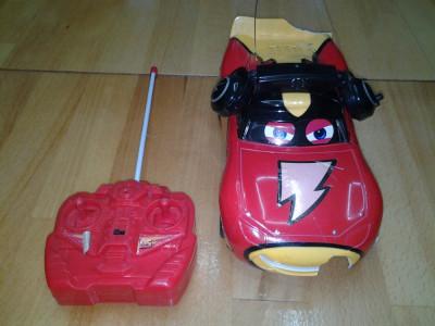 Disney Cars Lightning Mcqueen / 23 cm / masinuta copii foto
