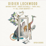 Didier Lockwood Open Doors Lp (2vinyl) - Muzica Jazz