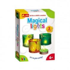 Set Creativ Copii Lumini Magice