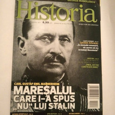 Revista Historia nr. 117 / septembrie 2011 Maresalul care i-a spus nu lui Stalin - Revista culturale