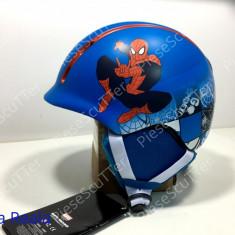 Casca Protect Sky - Ski - Schi - Snowboard - Spiderman 51 - 54cm - Casca ski
