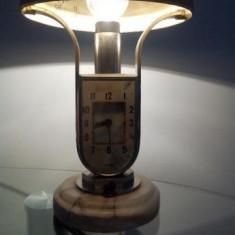 Ceas vechi mofem franta 1930 - Ceas de masa