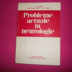 A.Kreindler-Probleme actuale in neurologie