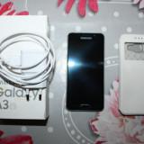 Samsung A3 2016 negru in cutie in stare foarte buna - Telefon Samsung, Neblocat, Single SIM, 1.5 GB