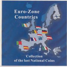 Set Monetarie Uniunea Europeana inainte de euro, Europa