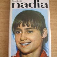 RWX 39 - IOAN CHIRILA - NADIA - 1977 - Carte sport