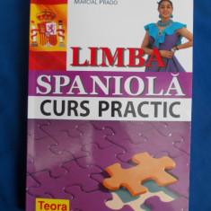 MARCIAL PRADO - LIMBA SPANIOLA_CURS PRACTIC - 2005 - Curs Limba Spaniola