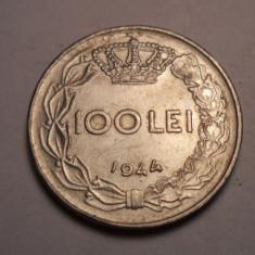 100 lei 1944 UNC - Moneda Romania