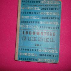 Locomotive Diesel/Nicolae Mihailescu